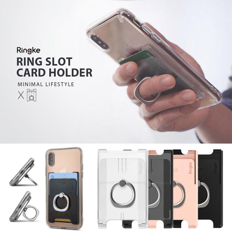 期間限定クーポン配布中 スマホ カード ケース フォルダー リング付き カードケース 新商品 貼り付け スマホリング カード収納 カード入れ 背面ポケット キャッシュレス決済 百貨店 Galaxy Card Xperia Holder 電子マネー SE iPhone11 Pro iPhone Slot Ring スリム iPhone12