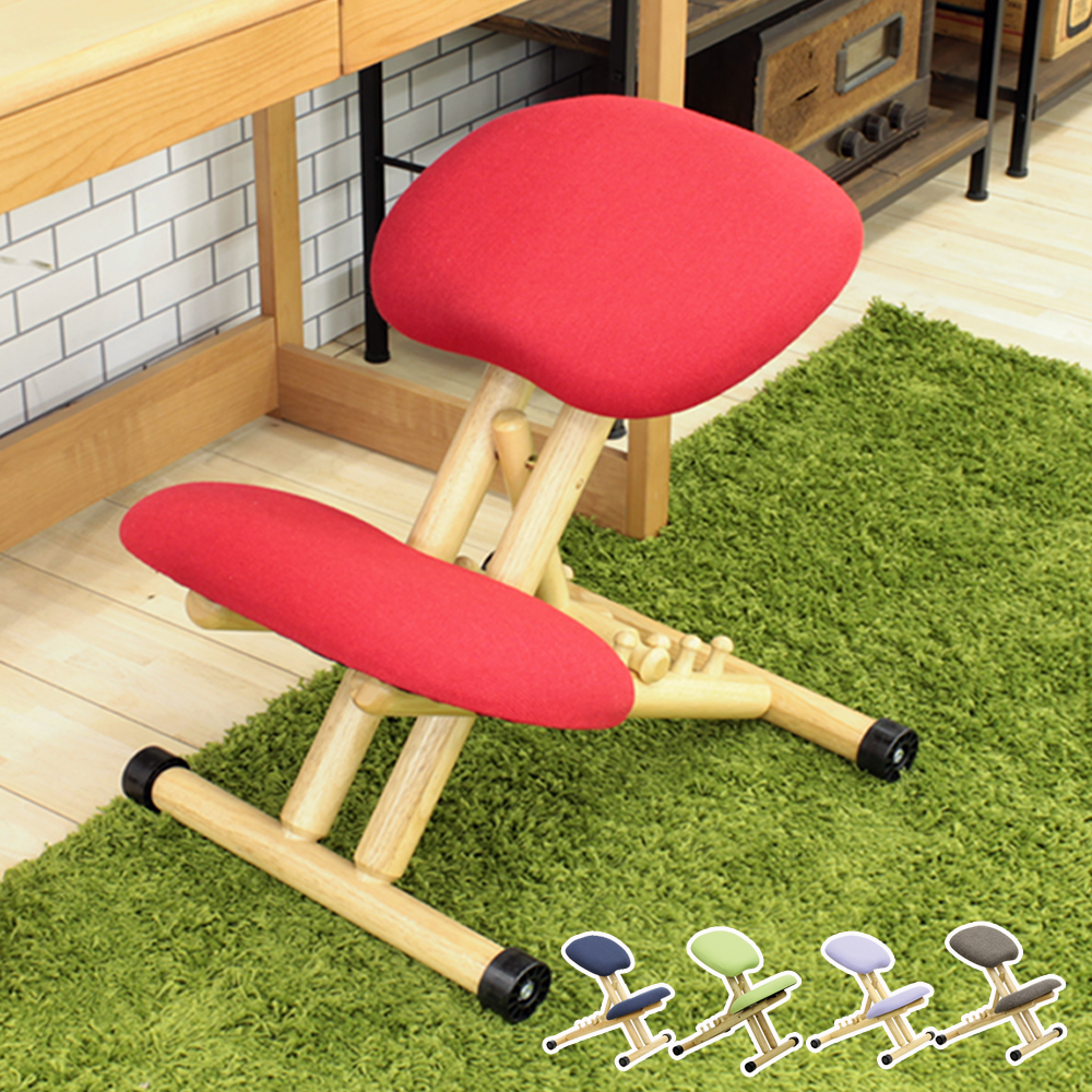 学習机にもダイニングにも両方使えるチェアです。大人も子供も使える2WAY座面です。姿勢や腰痛が気になる方もどうぞ。 学習チェア バランスチェアタイプ キッズチェア 子供 木製 姿勢矯正