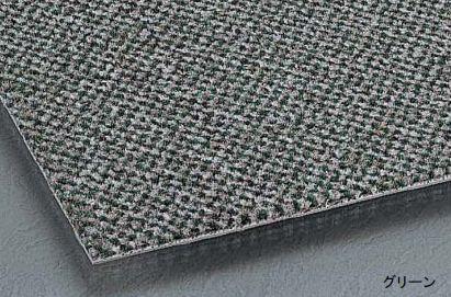 玄関マット 屋内 業務用 除塵用タイルマット ニューパワーセル 50X50X4枚 1セット