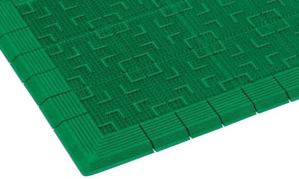 玄関マット 屋外 業務用 土砂落とし用マット(スルー形状) テラロイヤルマット 90X180cm