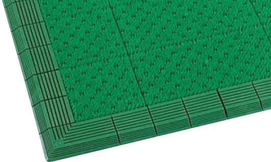 玄関マット 屋外 業務用 土砂落とし用マット テラエルボーマット 90X150cm