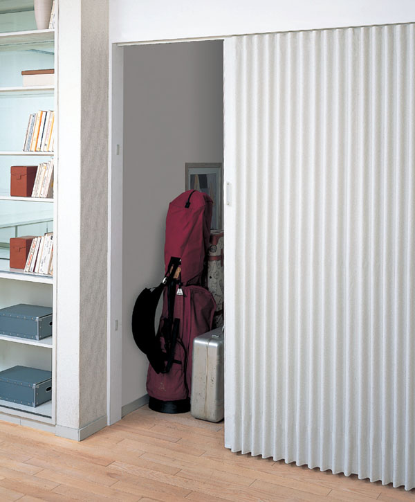 アコーディオンカーテン オーダー 激安 ニチベイ やまなみエコー メルティ 幅 54~90X高さ 141cm~180cmまで
