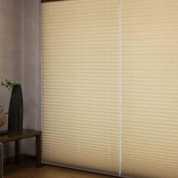 プリーツスクリーン もなみ 25mm ニチベイ アシベ M8089~M8092 シングルスタイル(コード式) 幅25~80cm×高さ141~180cmまで
