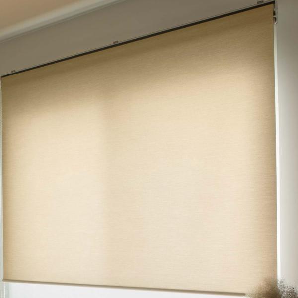 ロールスクリーン オーダー ニチベイ ソフィ 防炎 アシベ N9089~N9092 幅80.5~120cmX高さ10~49cm