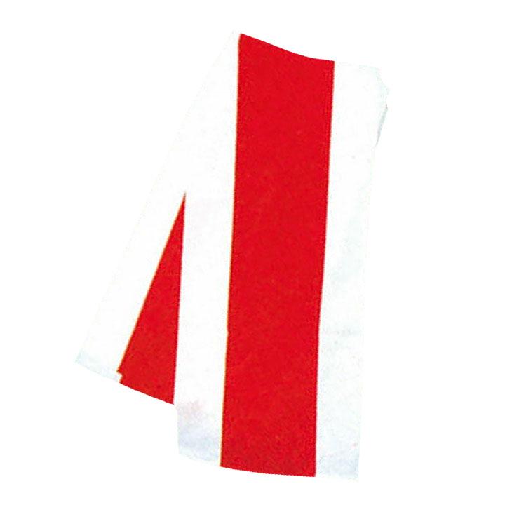 紅白の紐が一体化 一度に結べて丸洗いもOK すべらない紅白加工紐 幅25cm×長さ24m 当店限定販売 お買得 日本製 アムンゼン ポリエステル100% 送料無料