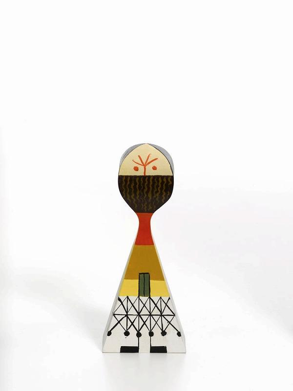 【正規品】 Wooden Dolls No.13 ウッデンドール 215 027 13 W7.1cm D4.5cm H17.3cm 木箱入り ミッドセンチュリー ハンドクラフト 無垢材 Alexander Girard アレキサンダー ジラルド 1963 vitra ヴィトラ