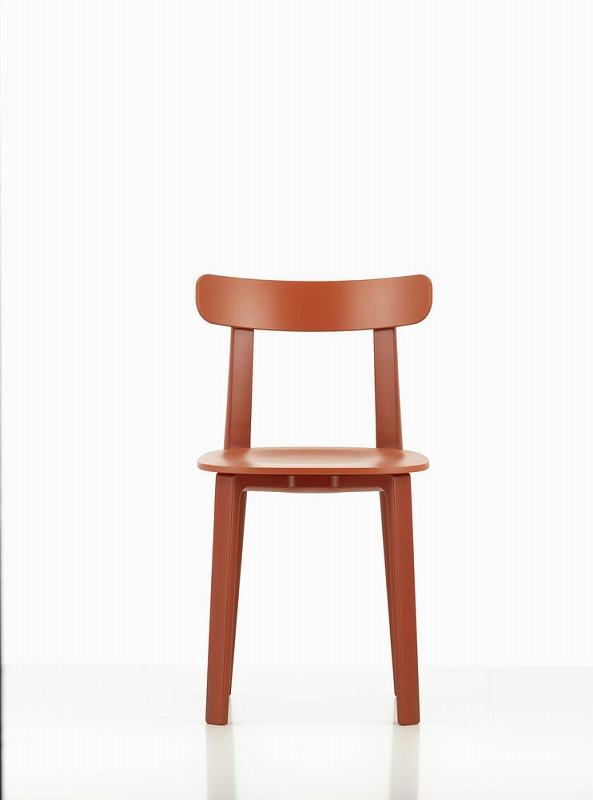 【正規品】 All Plastic Chair brick オールプラスチックチェア ブリック 440 388 00 W42.5cm D42.5cm H77cm SH44.5cm EU Jasper Morrison ジャスパー・モリソン ポリプロピレン ダイニングチェア vitra ヴィトラ