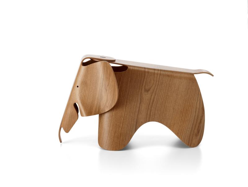 【正規品】 Eames Elephant plywood (american cherry) / イームズ エレファント プライウッド (アメリカンチェリー) [210 225 03] W41cm D78.5cm H41.5cm
