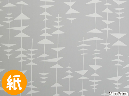 MISP1136 北欧 輸入壁紙 MissPrint3紙 52cm×10m MissPrint イギリス壁紙 輸入壁紙 北欧