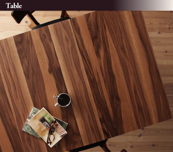 ダイニングテーブルセットダイニングセット2人掛け3点セット北欧風食卓セットテーブル幅75cm正方形ダイニングテーブルx1ダイニングチェアx2ウォールナット天然木テーブル木製シンプル送料無料通販