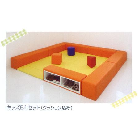 SINCOL(シンコール) Kids Furniture Collection KidsCorner キッズB1セット