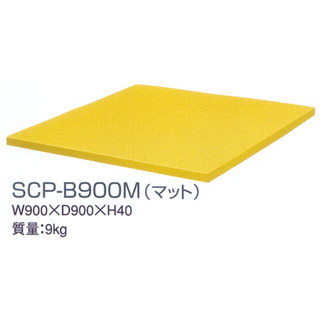 SINCOL(シンコール) Kids Furniture Collection KidsCorner SCP-B900M(マット)