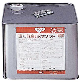 東リ 低臭USセメント 9kg缶/TUSC-M