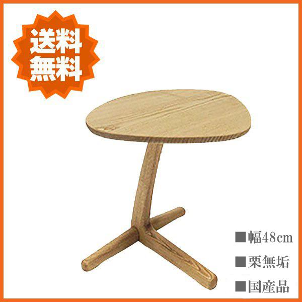 サイドテーブル S 木製 コーヒーテーブル 丸テーブル 北欧 カフェテーブル おしゃれ ソファテーブル カントリー ナチュラル 日本製 国産 高級 送料無料 通販 G83 G84 【yub】