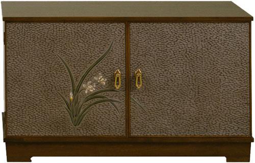 鎌倉彫 テレビ台 和風 テレビボード 完成品 ローボード 木製 TV台 高級 TVボード おしゃれ 日本製 国産 送料無料 通販 T-70 【kam】