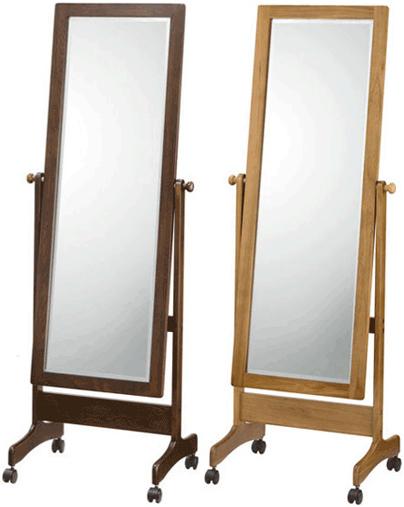 スタンドミラー キャスター付き 全身鏡 おしゃれ 全身ミラー 北欧 姿見 和風 姿見鏡 和モダン 送料無料 通販 SMC1560LO SMC1560WE 【akb】