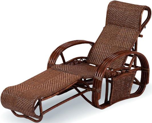 【高い素材】 ラタン 籐 リクライニングチェアー 折りたたみ式 リクライニングチェア アジアン リクライナー 折り畳み 寝椅子 籐家具 送料無料 通販 C-103CN 【ire】, 激安コスメビレッジ f2b6c9f7