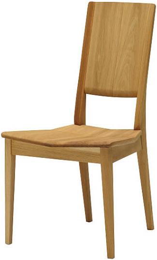 カリモク ダイニングチェア 木製 ダイニングチェアー 北欧 食堂椅子 おしゃれ 食卓椅子 無垢 ナチュラル 高級 国産 日本製 送料無料 通販 CU4545ME 【kar】【smtb-F】