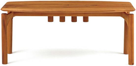リビングテーブル 北欧 センターテーブル おしゃれ ローテーブル 木製 コーヒーテーブル 長方形 継ぎ脚 高級 EDDA エッダ 朝日木材加工 送料無料 通販 【edd】