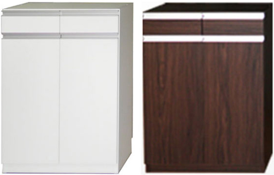 Superbe Domestic Mail Order Made In Counter Lower Storing 60cm Width Drawer Type  Kitchen Drawer Finished Product ...