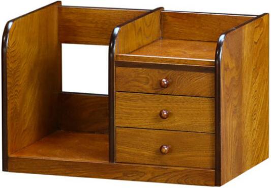 本立て 木製 ブックスタンド 和風 本箱 日本製 本棚 国産 書棚 欅色 完成品 敬老の日 父の日 母の日 送料無料 通販 T5556 【ken】