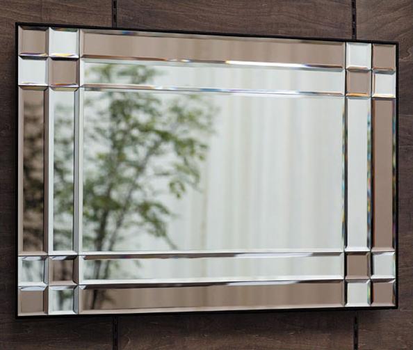 ミラー 壁掛け鏡 壁掛けミラー おしゃれ ウォールミラー モダン 吊鏡 北欧 吊り鏡 角型 高級 アルテジャパン 送料無料 通販 【art】【smtb-F】