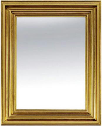 ウォールミラー アンティーク 鏡 壁掛けミラー 北欧 ミラー 壁掛け鏡 ゴールド 吊り鏡 おしゃれ 高級 アルテジャパン 送料無料 通販 9077-AGN 【art】【smtb-F】