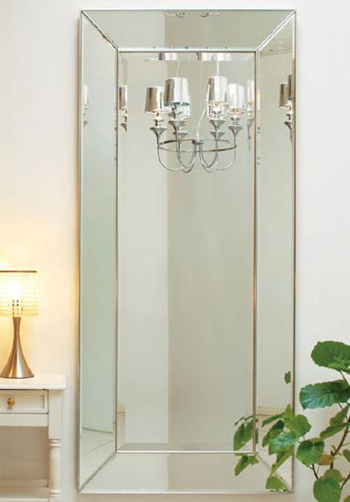 鏡 姿見 壁掛け鏡 壁掛けミラー ウォールミラー 全身ミラー 全身鏡 大型鏡 大型ミラー モダン アルテジャパン MB-3629L 送料無料 通販 【art】【smtb-F】