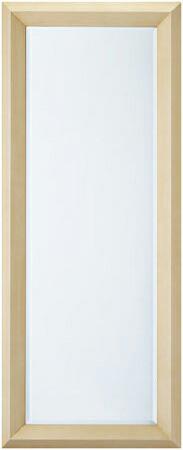 ウォールミラー 全身鏡 壁掛け鏡 おしゃれ 姿見 壁掛けミラー アンティーク調 吊り鏡 北欧 ゴールド 高級 アルテジャパン 送料無料 通販 KM-181 【art】【smtb-F】