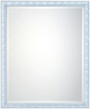 ウォールミラー おしゃれ 壁掛けミラー ヨーロピアン 壁掛け鏡 エレガント 吊り鏡 木枠 アンティーク調 高級 アルテジャパン 送料無料 通販 FS-3980BU-02 【art】【smtb-F】