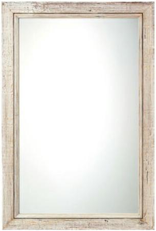 壁掛け鏡 おしゃれ 壁掛けミラー ヴィンテージ風 ウォールミラー 北欧 吊り鏡 木枠 レトロ 高級 アルテジャパン 送料無料 通販 FS-1362-02 【art】【smtb-F】