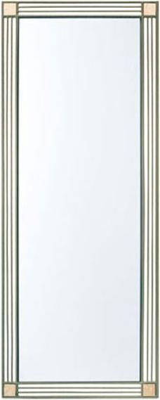 ウォールミラー 全身ミラー 壁掛けミラー 全身鏡 壁掛け鏡 姿見鏡 壁掛け アンティーク調 北欧 高級 アルテジャパン 送料無料 通販 NA-210 【art】【smtb-F】