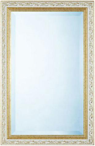 ウォールミラー アンティーク調 鏡 壁掛け鏡 エレガント ミラー 壁掛けミラー おしゃれ 吊り鏡 ヨーロピアン 北欧 モダン 縦横兼用 高級 アルテジャパン 送料無料 通販 FS-40-15 【art】【smtb-F】