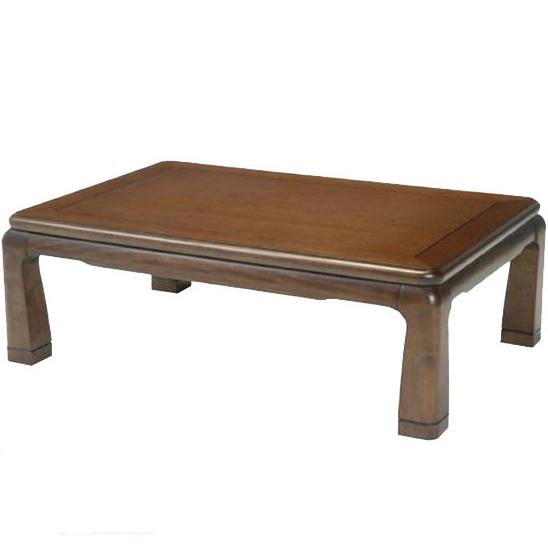 家具調コタツ 長方形 家具調こたつ 幅135cm コタツ テーブル おしゃれ こたつ テーブル 和風 暖卓 ローテーブル 木製 送料無料 通販 立浪 【iwa】【san】