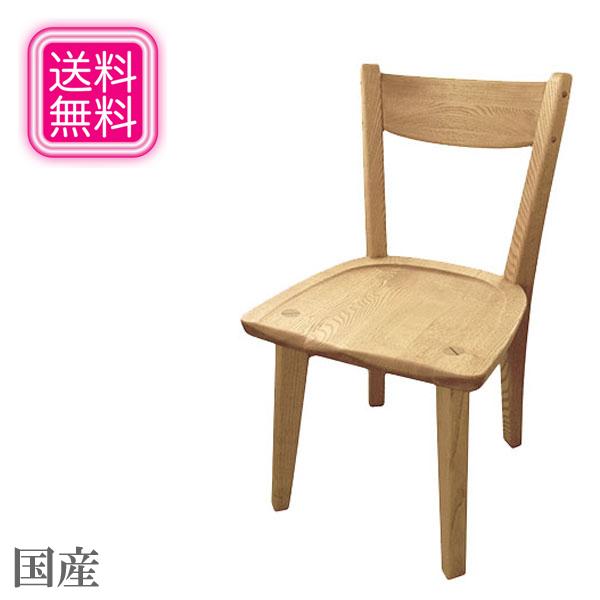 ダイニングチェア 無垢材 ダイニングチェアー カントリー 椅子 木製 デスクチェア おしゃれ 北欧 日本製 国産 高級 遊木舎 送料無料 通販 M001 【yub】
