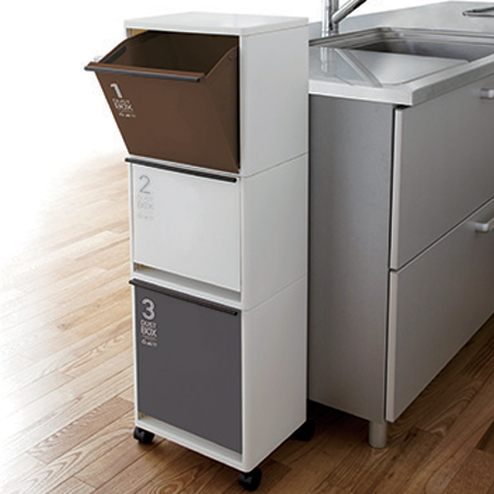 interior-palette   Rakuten Global Market: Garbage bin recycle ...