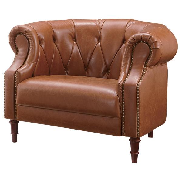 ソファ クイーンズ 1人掛 ( 送料無料 ソファー 椅子 一人掛け 1Pチェア 一人掛けソファ 完成品 いす イス チェアー )【39ショップ】
