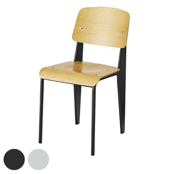 チェア 座面高48cm 天然木 木製 椅子 ( 送料無料 イス チェア ダイニングチェアー リプロダクト いす 食卓椅子 リビングチェア スチール 食卓イス )【39ショップ】