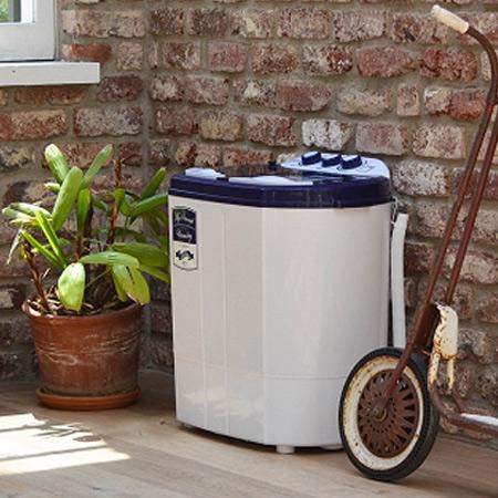 マイセカンドランドリー 二槽式洗濯機 3.6kg ( 送料無料 洗濯機 小型 ミニ ランドリー 脱水機能 小型洗濯機 2槽式 二層式 コンパクト 2台目 ) 【5000円以上送料無料】