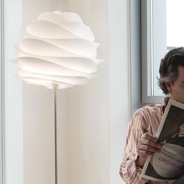 フロアライト 北欧 VITA Carmina フロア ( 送料無料 フロアスタンド 照明 フロアスタンドライト LED スタンドライト おしゃれ 照明器具 スタンド照明 フットスイッチ 照明スタンド 床置型 ) 【5000円以上送料無料】
