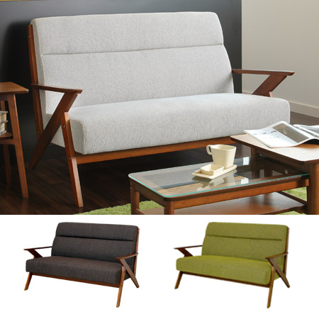 interior-palette | Rakuten Global Market: Emo sofa two seat ...