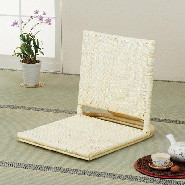 籐(ラタン) 座椅子 【S13】 送料無料 【5000円以上送料無料】