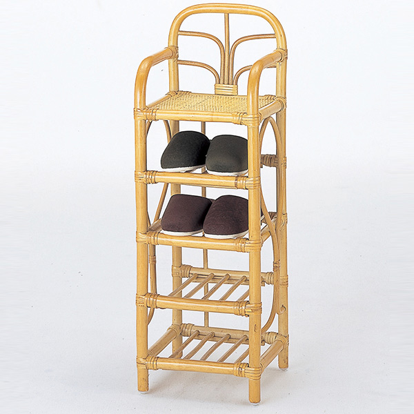 Slipper Stand Designs : Interior palette rakuten global market cane rattan
