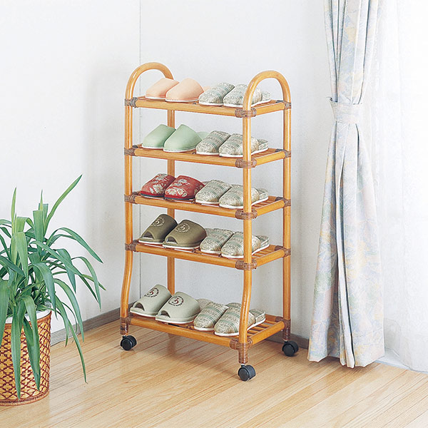 Amazing Cane (rattan) Shoes U0026 Slippers Rack (stand Asian Slippers Slippers Stand  Slippers Put Shoe Rack Slippers Storage Slippers Room Shoes Rack Front Door  Storage ...