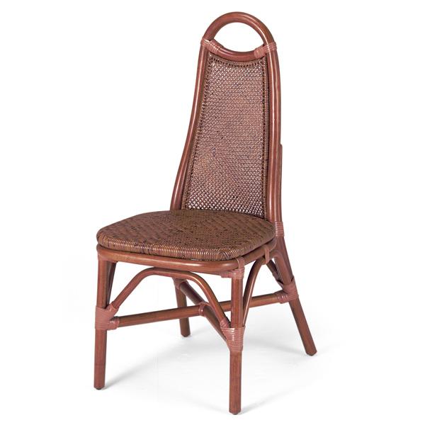 籐 ダイニングチェア ラタンチェア 幅42cm ( 送料無料 ラタン家具 アジアン家具 チェア 椅子 イス いす チェアー ダイニングチェアー ラタンチェアー リゾート 手編み ) 【5000円以上送料無料】