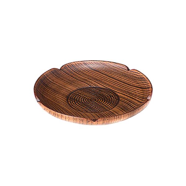 梅がモチーフの木製茶托 茶托 木製 梅型 漆塗 茶たく 茶器 食器 安い 中国製 皿 花型 コースター うつわ 至高 小皿 和風 プレート 和食器 39ショップ 器