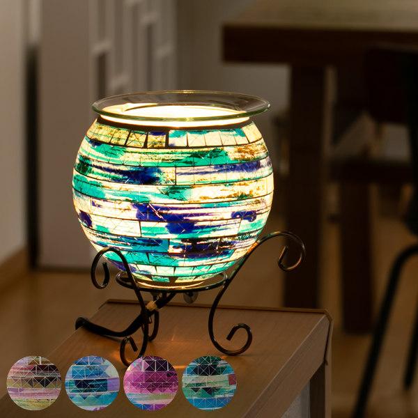優しい香りに癒される宝石のようなアロマライト アロマランプ テーブルランプ モザイクアロマライト 70%OFFアウトレット マイマール 照明 アンティーク風 プレゼント 送料無料 アロマ 往復送料無料 ライト ガラス おしゃれ LED 卓上 テーブル モザイク コード式 39ショップ テーブルライト アロマテラピー ランプ