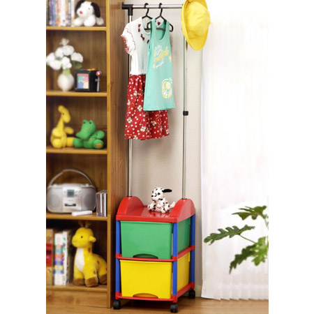 drawer for plastic with colorful toy cabinets clothes cartoon storage underwear washer organiser box baby drawers