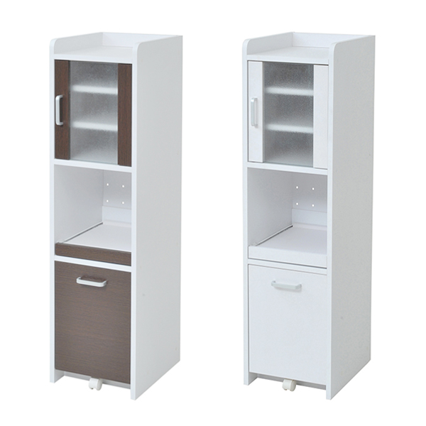 Kitchen Liances Stocker Clearance Doors Of The Shelves Gap Storage Cabinets