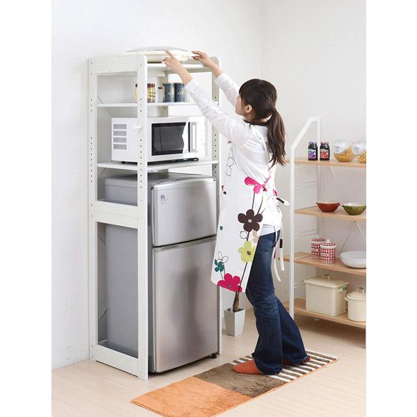 Rack Refrigerator Kitchen Shelf